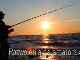 Pozwolenia na amatorski połów ryb